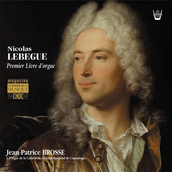 Lebègue - Premier livre d'orgue