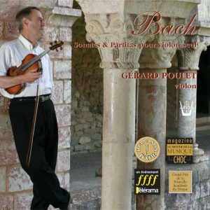 Bach J.S. - Sonates & Partitas pour violon seul