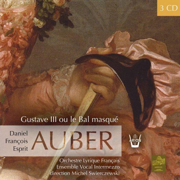 Auber - Gustave III ou Le Bal masqué