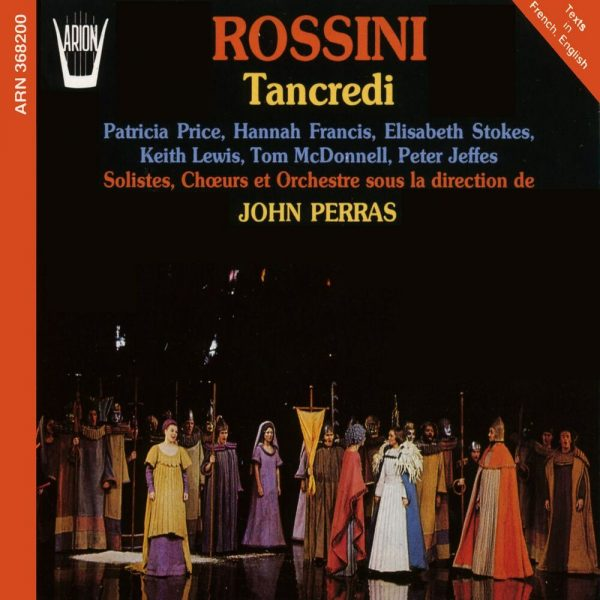 Rossini - Tancredi