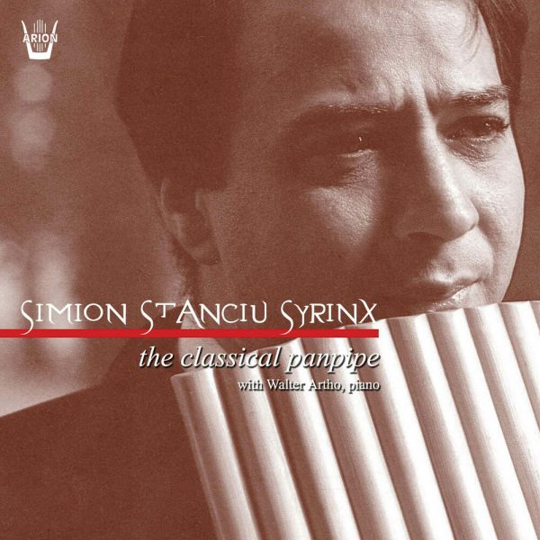 Simion Stanciu Syrinx - The Classical Panpipe