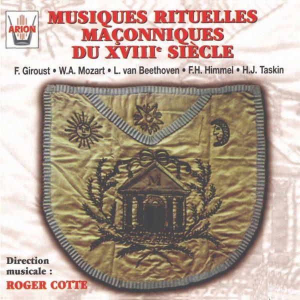 Musiques rituelles Maçonniques du XVIIIème Siècle