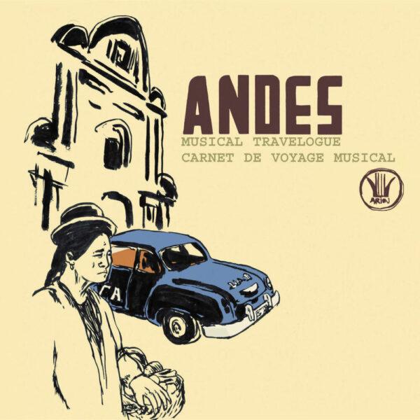 Carnet de Voyage - Les Andes