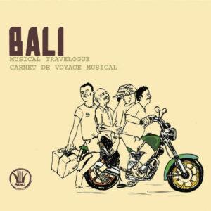 Carnet de Voyage - Bali