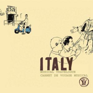 Carnet de Voyage - L'Italie