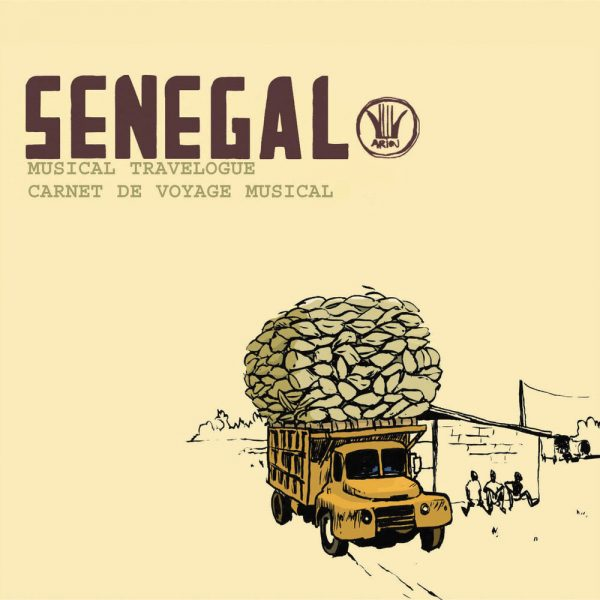 Carnet de Voyage - Mali, Guinee, Sénégal