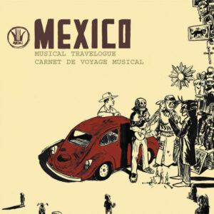 Carnet de Voyage - Le Mexique