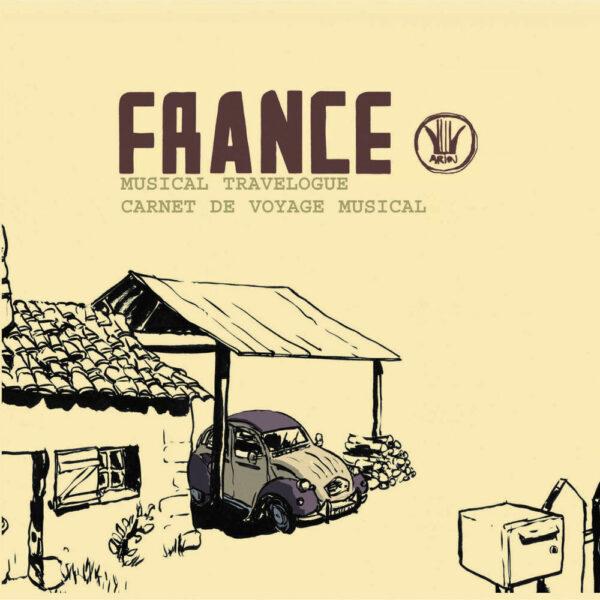 Carnet de Voyage - La France