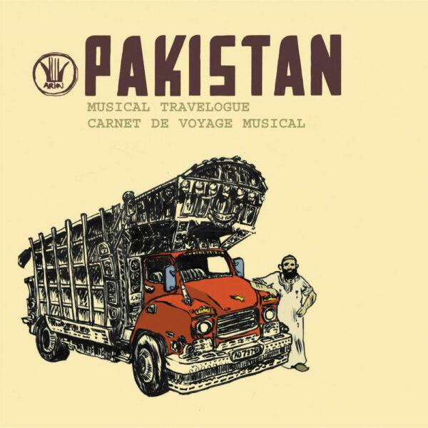 Carnet de Voyage - Le Pakistan