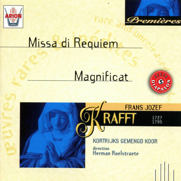 Krafft - Missa di Requiem - Magnificat