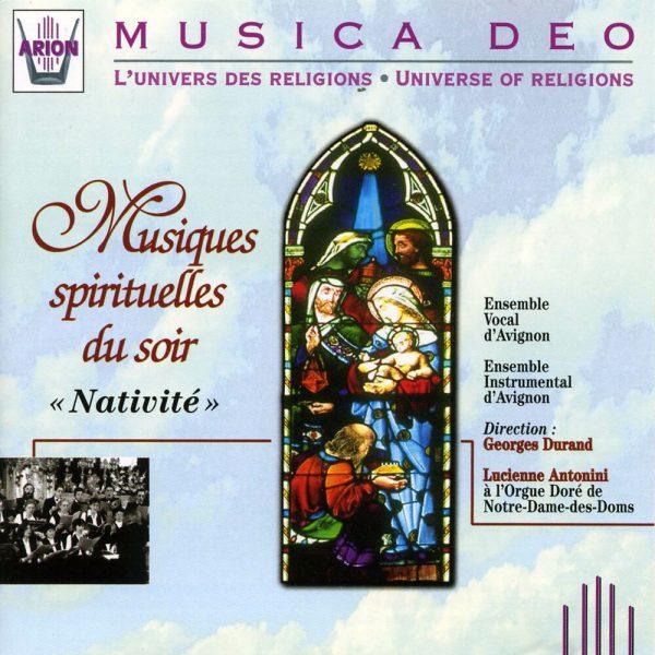 Musiques Spirituelles du Soir - Nativite