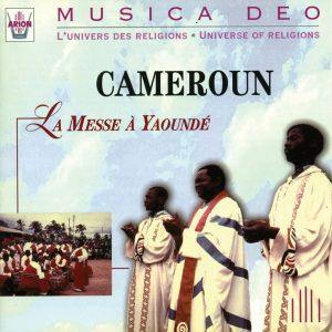 Cameroun - Messe à Yaounde