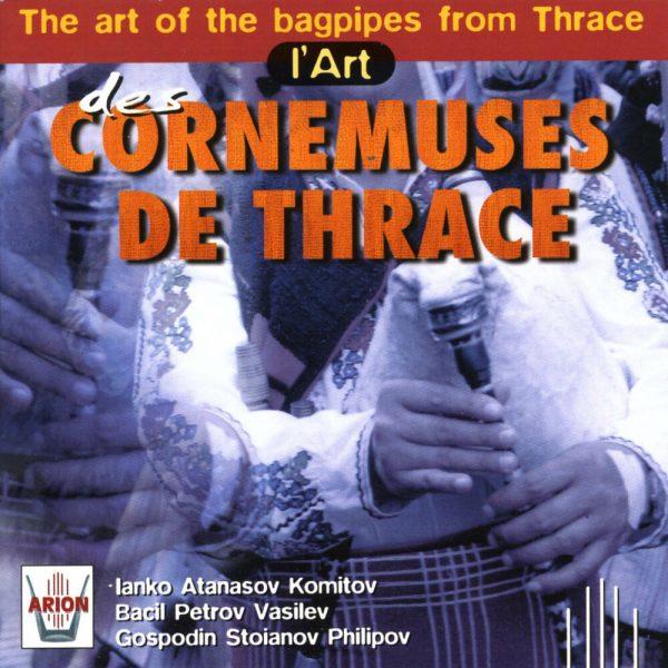 L'Art des Cornemuses de Thrace