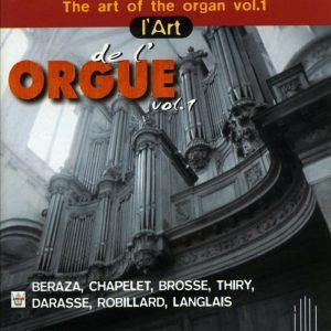 L'Art de l'orgue Vol.1