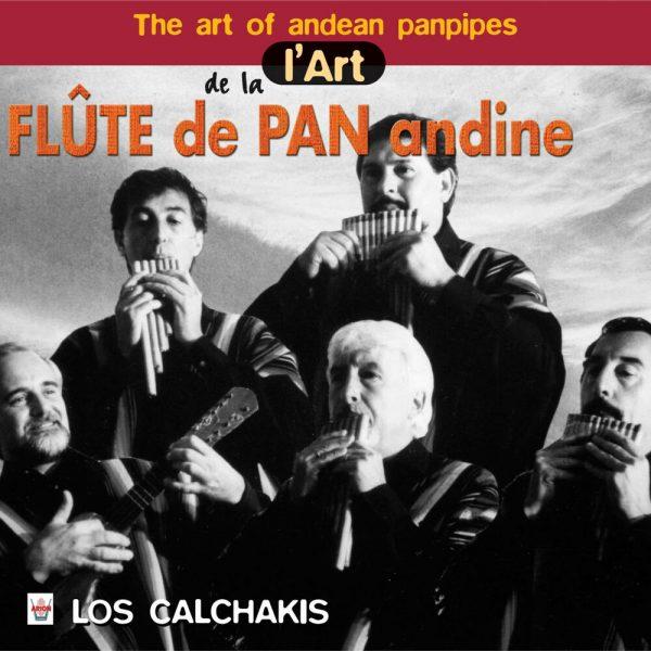 L'Art de la Flûte de Pan Andine