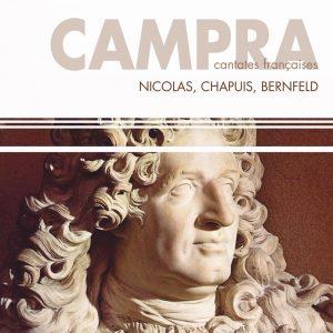 Campra - Cantates Francaises