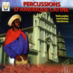 Percussions d'Amerique Latine