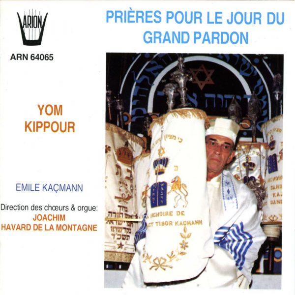 Prières pour le jour du Grand Pardon - Yom Kippour