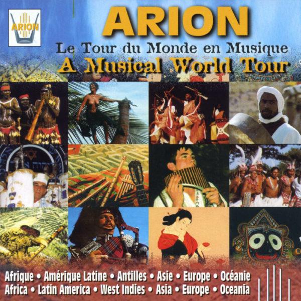 Le tour du monde en musique