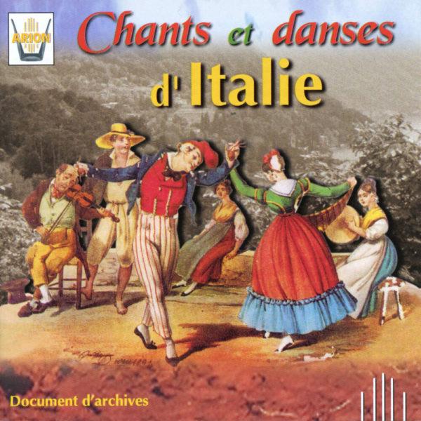 Chants et danses d'Italie