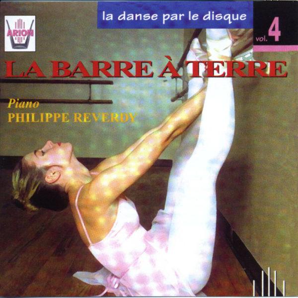 La danse par le disque Vol.4 - La Barre à terre