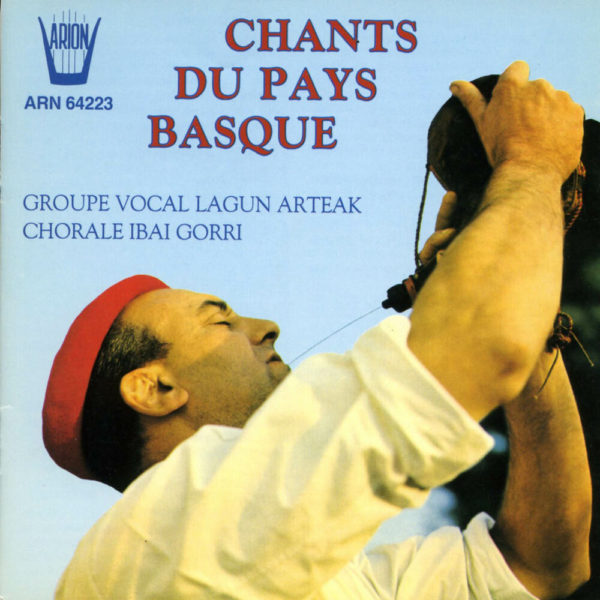 Chants du Pays basque