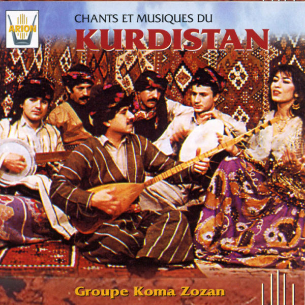 Kurdistan - Chants et danses