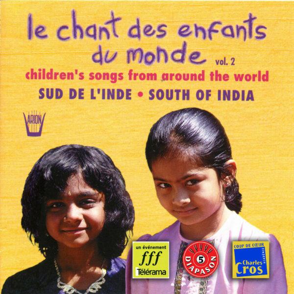 Chant des Enfants du Monde Vol. 2 - Sud de L'Inde