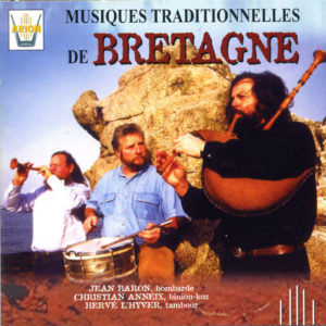 Musiques traditionnelles de Bretagne