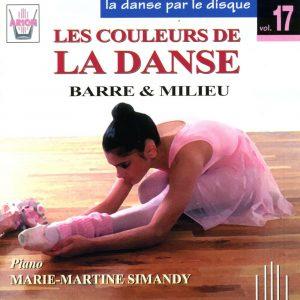 La danse par le disque Vol.17 - Les couleurs de la danse