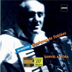 Armenie - Musiques de tablées