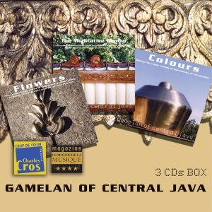 Gamelan of Central Java - Flower - The Meditative Gender - Colours