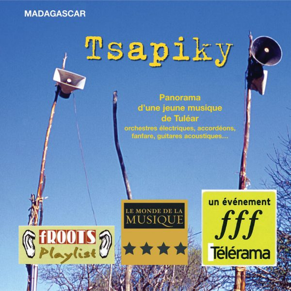 Tsapiky (Panorama d'une jeune musique de Tulear