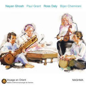 Naghma - Voyage en Orient - Vol.13