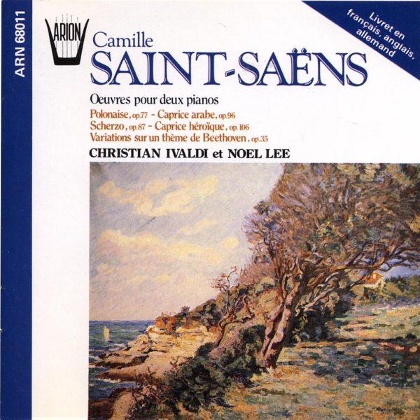 Saint-Saëns - Œuvres pour deux pianos