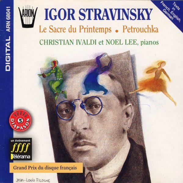 Stravinsky - Le Sacre du Printemps - Petrouchka