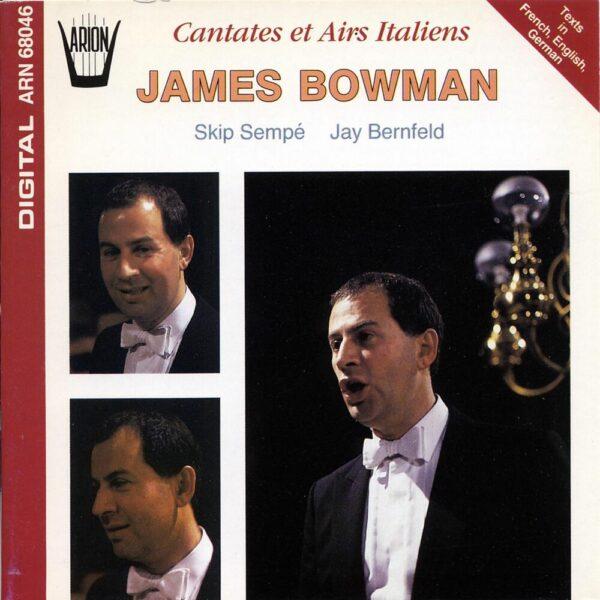 Airs Italiens & Cantates