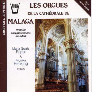 Les Orgues de la Cathédrales de Malaga