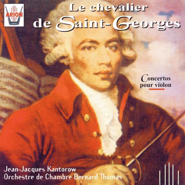 Saint-Georges - Concertos pour Violon