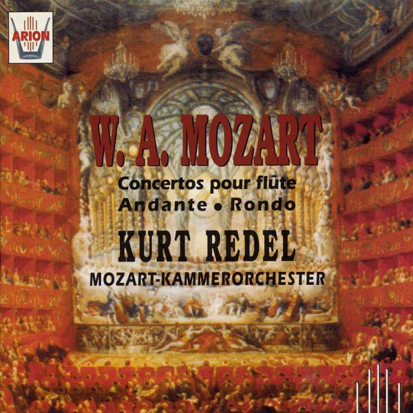 Mozart - Concertos pour Flûte