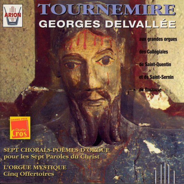 Tournemire  par Georges Delvallée