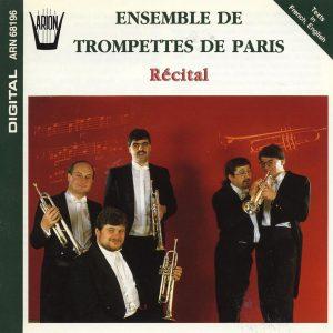 Ensemble de Trompettes de Paris  - Récital