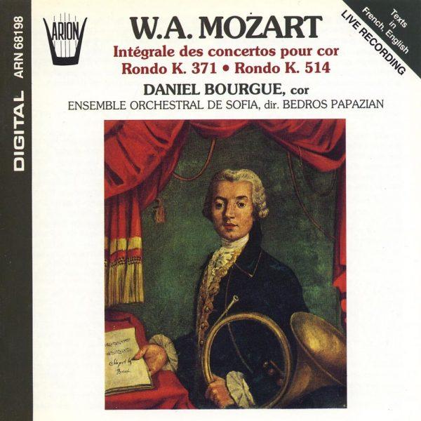 Mozart - Intégrale des Concertos pour Cor