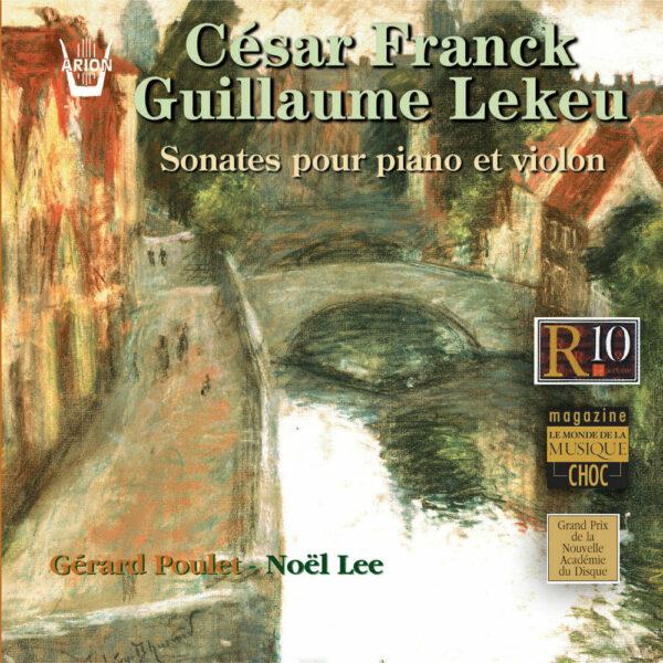Franck / Lekeu - Sonates pour piano et violon