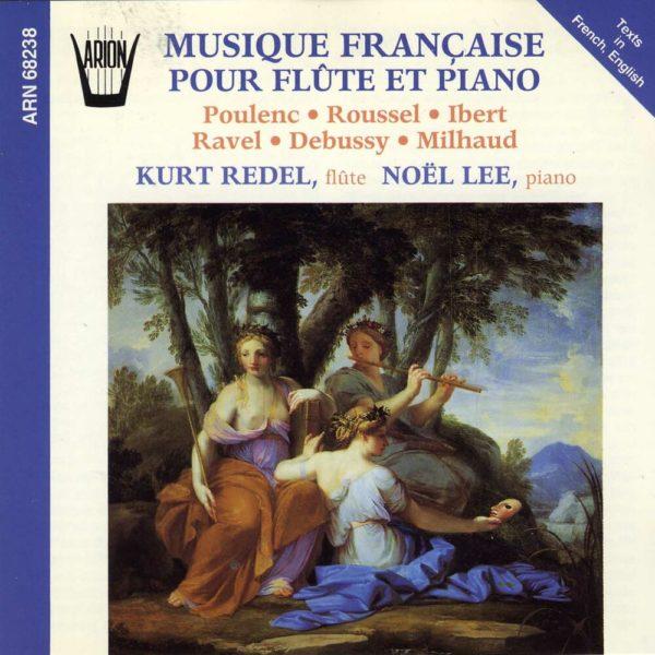 Musique Française pour Flûte & Piano