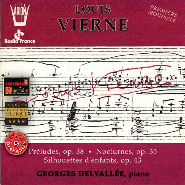 Vierne - Intégrale Œuvre pour piano - Vol. 1
