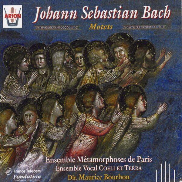 Bach J.S. - Motets