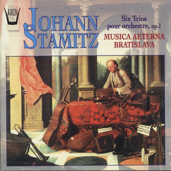 Stamitz - Six Trios pour Orchestre, Op.1