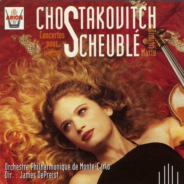 Chostakovitch - Concertos pour Violon