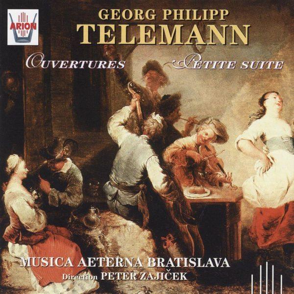 Telemann - Ouvertures - Petite Suite